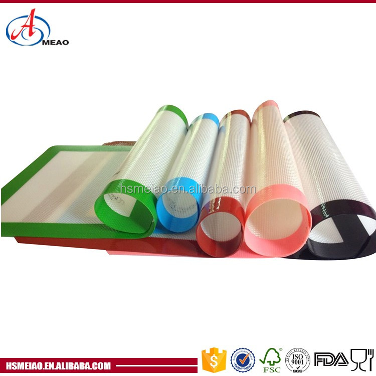 Sell Well New Type Pyramid Pan Silicon Bake Mat