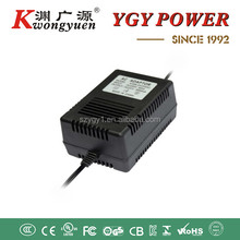 12V 1A Linear power adapter with UL CE PSE KC Certification