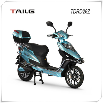 made in china dongguan tailg scooter electric moped bike with pedals for sales