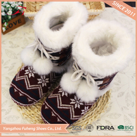 Good quality practical winter clearance born shoes women boots