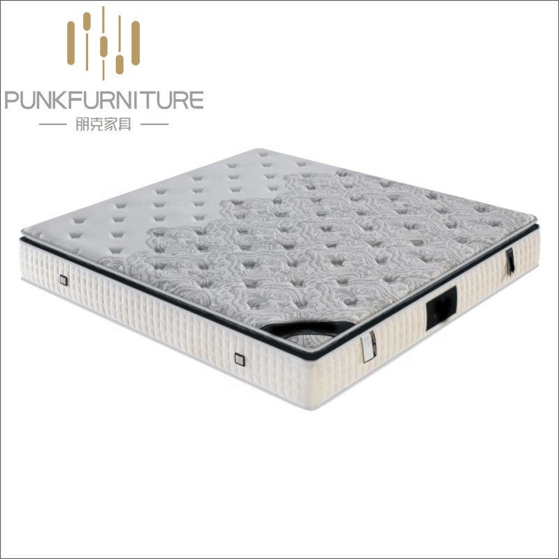memory foam modern furniture hotel bed and pocket/box coil spring mattress pocket - Jozy Mattress | Jozy.net