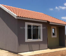 Wuhan low cost prefabricated houses be built with economical lightweight building wall panels