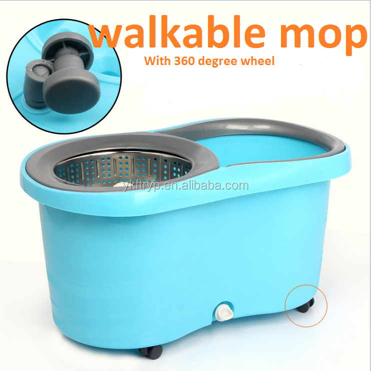 household items with replacement parts 360 spin mop