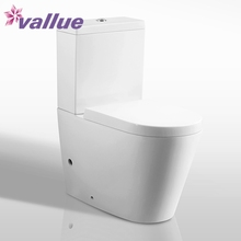 New products washdown floor mounted white colored european toilets types of toilet bowl