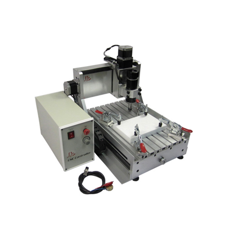 LY <strong>CNC</strong> 3020Z-D500 3axis engraving machine with ball screw,500W spindle <strong>cnc</strong> milling router