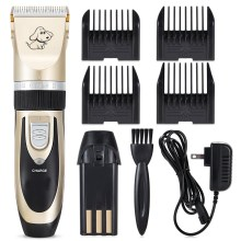 Wholesale Cordless Cheap Cat Hair Trimmer Shaver Razor Grooming pet hair clipper electric dog hair clippers