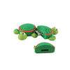 Novelty soft 3D PVC animal turtle shape 2.0 usb tortise moulded drive pendrive