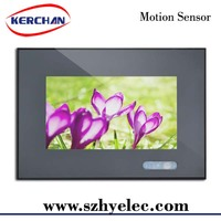 monitor tv wall hanging lcd advertising monitor,tv tuner box for lcd monitor