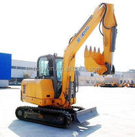 Chinese mini excavator 3.5 ton for sale 1 year guarantee