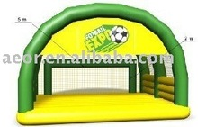 2011 inflatable soccer field football game