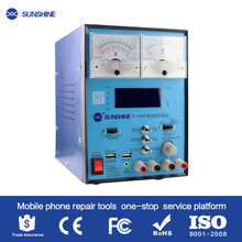 Sunshine SS-P1503T 110v dc regulated power supply with 9v port for digital multimeter