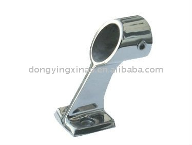 marine deck hardware rail pipe stanchion