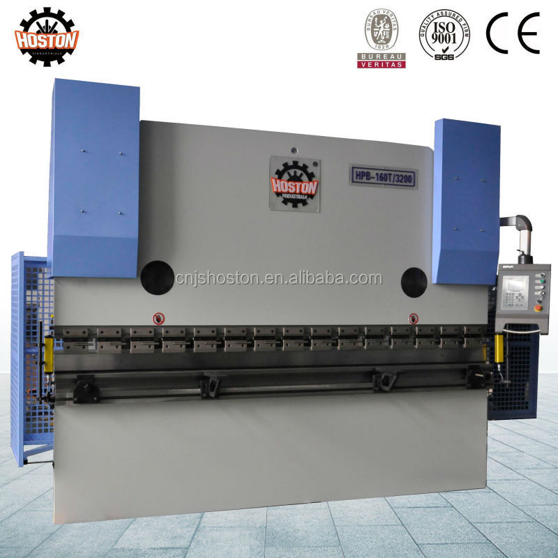 Hydraulic Press Brake with E200 Numerical Control