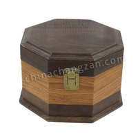 charming and coloful natural Wooden gift boxes in european style