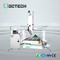 Reasonable design 4 axis cnc router/Multi heads CNC machines