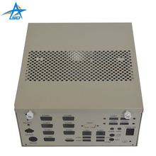 OEM mini itx wall mount industrial computer chassis storage server cae