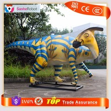 Hello Dinosaur !!Sanhe Robot Simulated dinosaur model High Quality fiberglass products