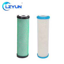 5 Micron 10 Inch activated carbon water filter cartridge