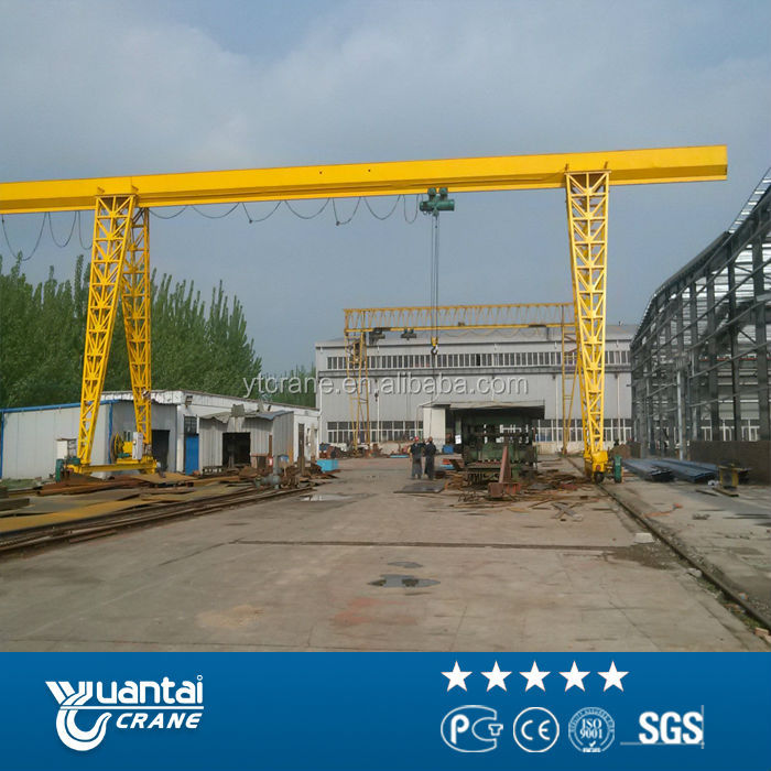 easy maintenance and bes price gantry crane for sale