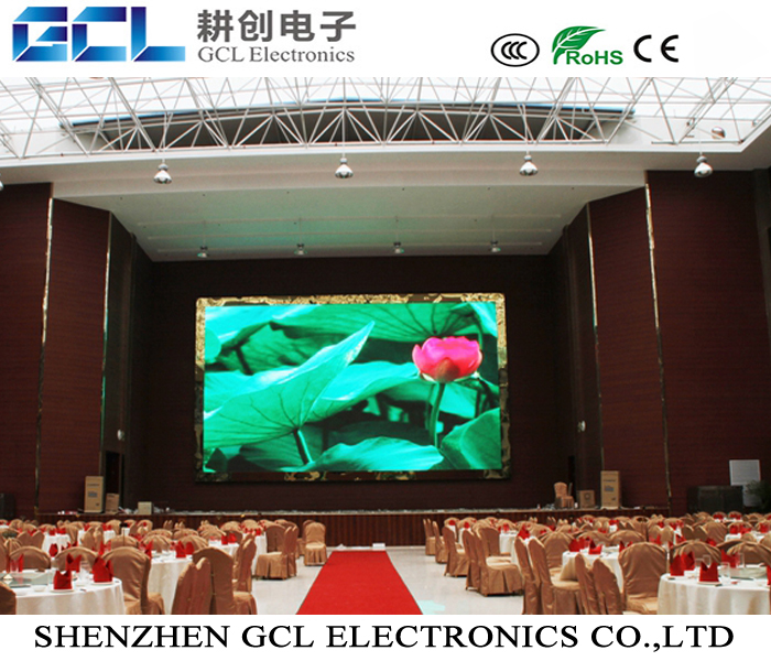 Professional led display solution provider, indoor full color p2.5 p3 p4 p5 p6 led video wall