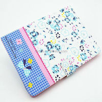 fashion cover for ipad 6,factory price folio leather cover case for ipad 6/air 2