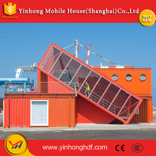 Flexible Container Mobile Toilet Warehouse Stable Quality