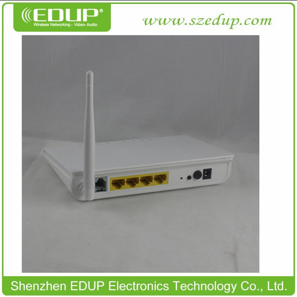High speed 802.11N 2.4G 150Mbps Wireless N ADSL2/2+ modem router + 4 Ethernet Port wireless ADSL Modem Router