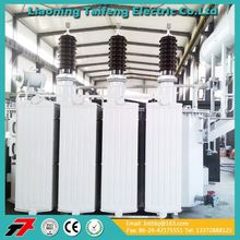 China manufacturing good heat dissipation cheap double wound power transformer