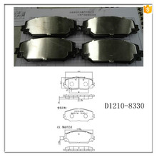 Car parts toyota corolla brake pad