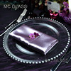 Elegant Derocative Wedding Events Lovely Pearl Charger Plate wholesale