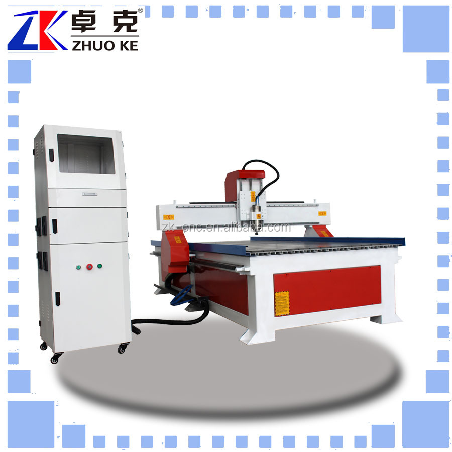 1325 / 4*8 feet red and color beech wood cnc router carver wholesaler China 1300*2500mm