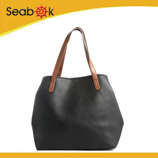 2014 Fashion Designer Polyurethane Tote Bag