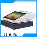Useful promotional 12 inch portable touch screen pos machine