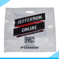 YF 157Transparent plastic bag