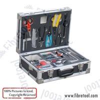 KL-08C Fiber Optic Compact Field Fusion Splicing Tool Kit