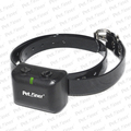 Black and TPU belt no bark dog shock collar