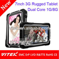 Hot Sale 7'' 3G phone call internet tablet