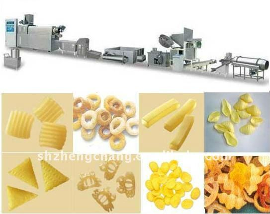 Core Filling Snacks/Cheese Puffs Machinery