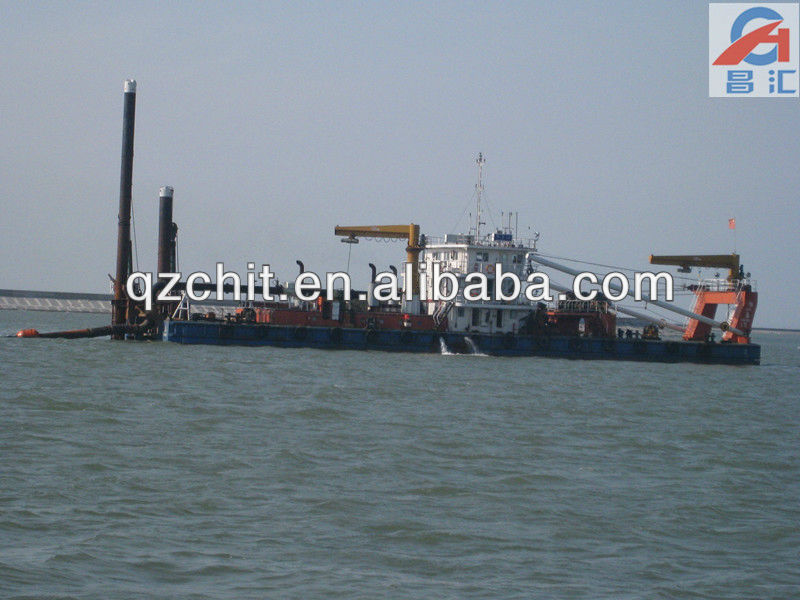 qingzhou cheap low price of cutter suction dredger
