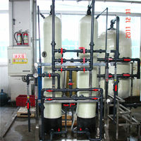 10t/h automatic water softener system
