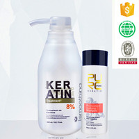 Keratin lotion most professional straighten hair keratin