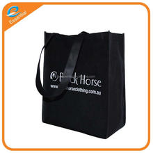 Personal design spunbond nonwoven shopping bags, printed custom shopping bag, laminated reusable shopping bag