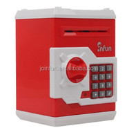Custom atm coin bank, Plastic mini atm coin bank,OEM plastic mini atm toy bank