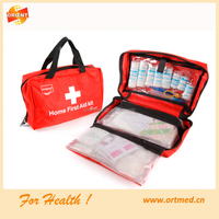 Car Accident First Aid Kit For Travel, Hiking and Sports