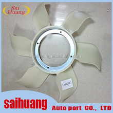 Air cooling fan blade 1302A014 for Mitsubishi Pickup Trition L200 Pajero Sport KA4T KB4T 4D56