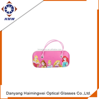 Fashion Cute PInk Sunglass Case With Handles