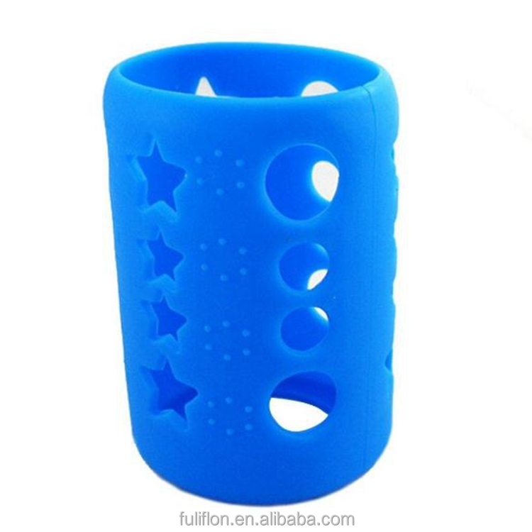 Top quality no smell silicone coffee cup sleeve
