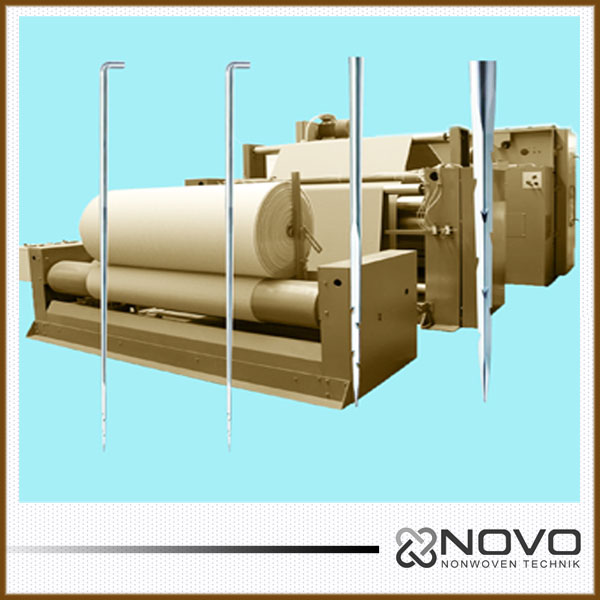 Nonwoven needle loom spare parts