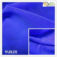 SPANDEX AND NYLON KNITTED MESH FABRIC FOR SPORTSWEAR