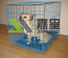 Heavy duty large dog cage for sale cheap / the iron fence dog kennel wholesale